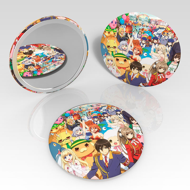 Amagi Brilliant Park Premium Edition Blu-ray/DVD Box Set