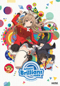 Amagi Brilliant Park Premium Edition Blu-ray/DVD Box Set