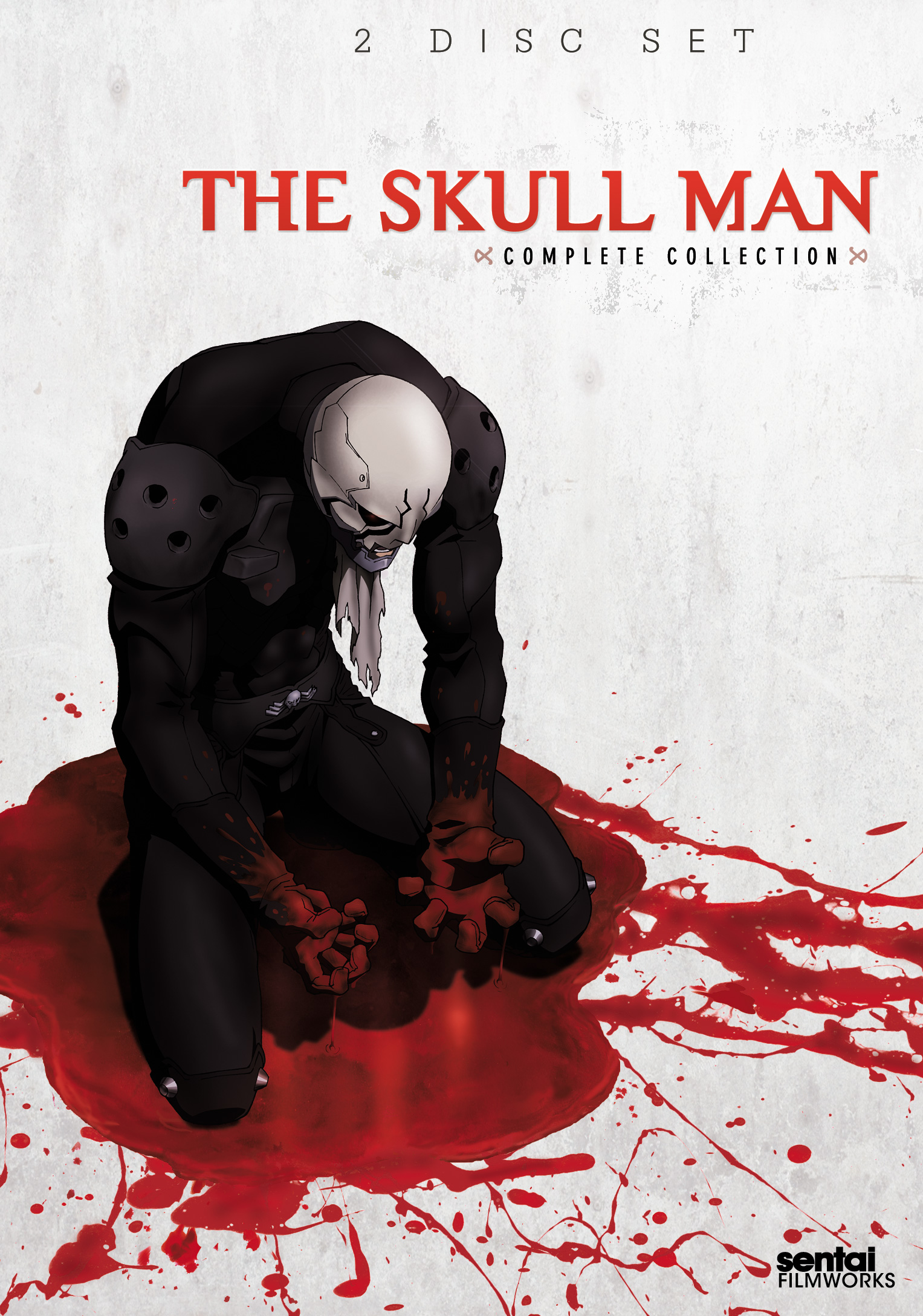 The Skull Man DVD