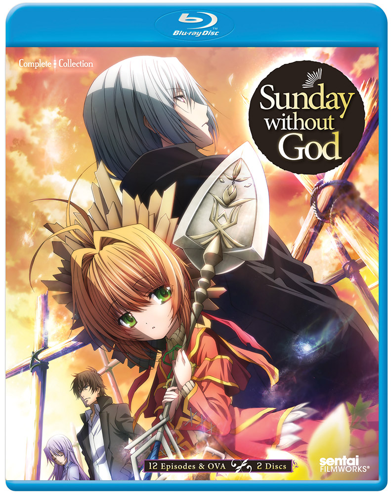 Sunday Without God Blu-ray 814131016256