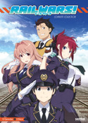 Rail Wars DVD