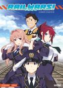 Rail Wars DVD