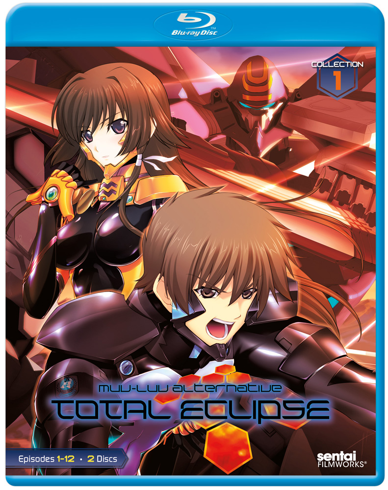 Muv-Luv Alternative Total Eclipse Collection 1 Blu-ray 814131016362