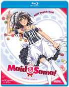 Maid Sama Complete Collection Blu-ray