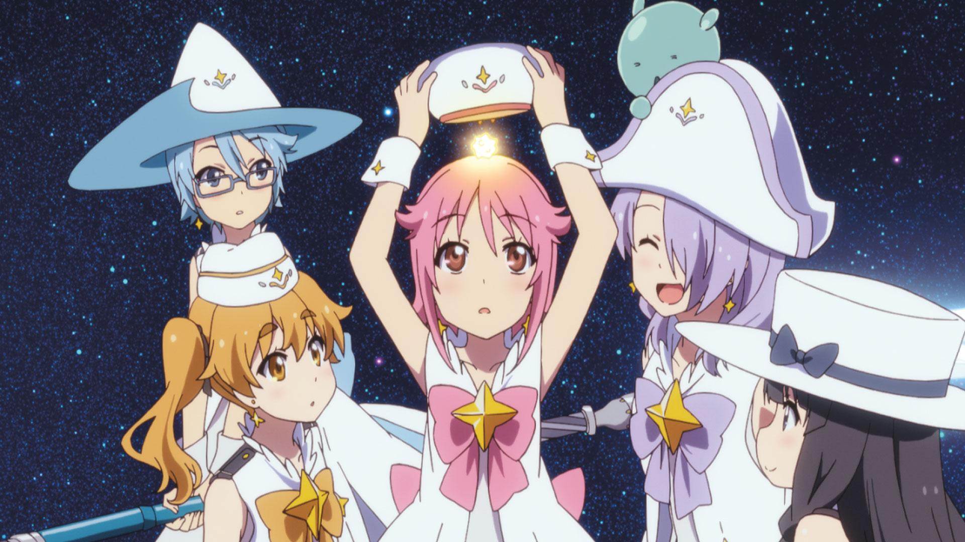 Wish Upon the Pleiades Blu-ray