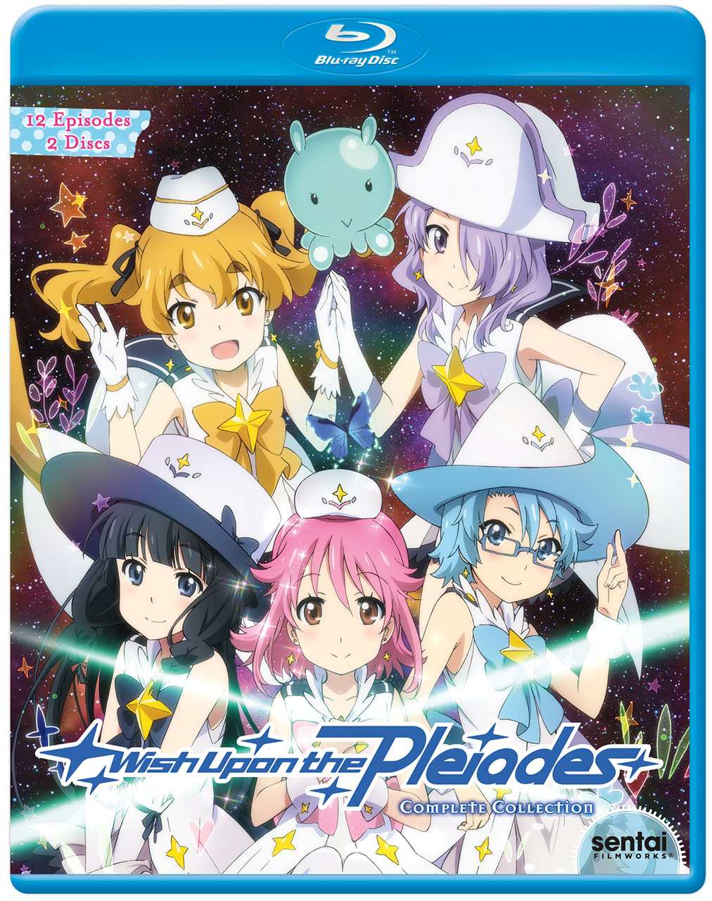 Wish Upon the Pleiades Blu-ray 814131016591
