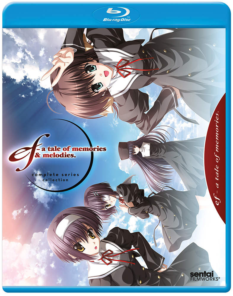 ef A Tale of Memories & Melodies Blu-ray 814131016768
