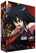 Akame ga Kill Collection 2 Limited Edition Blu-ray/DVD + CD