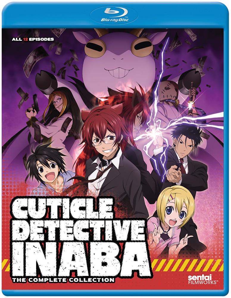 Cuticle Detective Inaba Blu-ray 814131016843