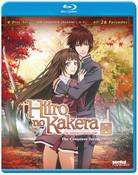 Hiiro no Kakera The Tamayori Princess Saga Complete Series Blu-ray