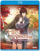 Hiiro no Kakera The Tamayori Princess Saga Complete Series Blu-ray