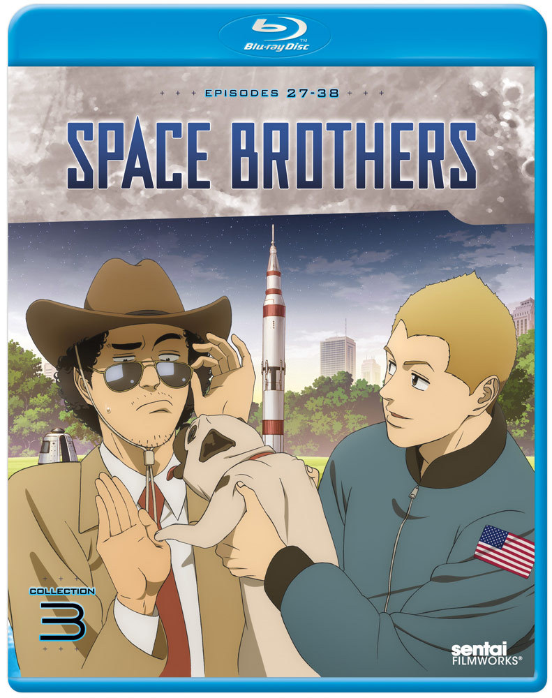 Space Brothers Collection 3 Blu-ray 814131016973
