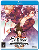 Hakuoki Warrior Spirit of the Blue Sky Blu-ray