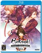 Hakuoki Warrior Spirit of the Blue Sky Blu-ray
