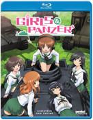 Girls und Panzer Complete OVA Collection Blu-ray