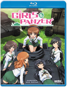 Girls und Panzer Complete OVA Collection Blu-ray