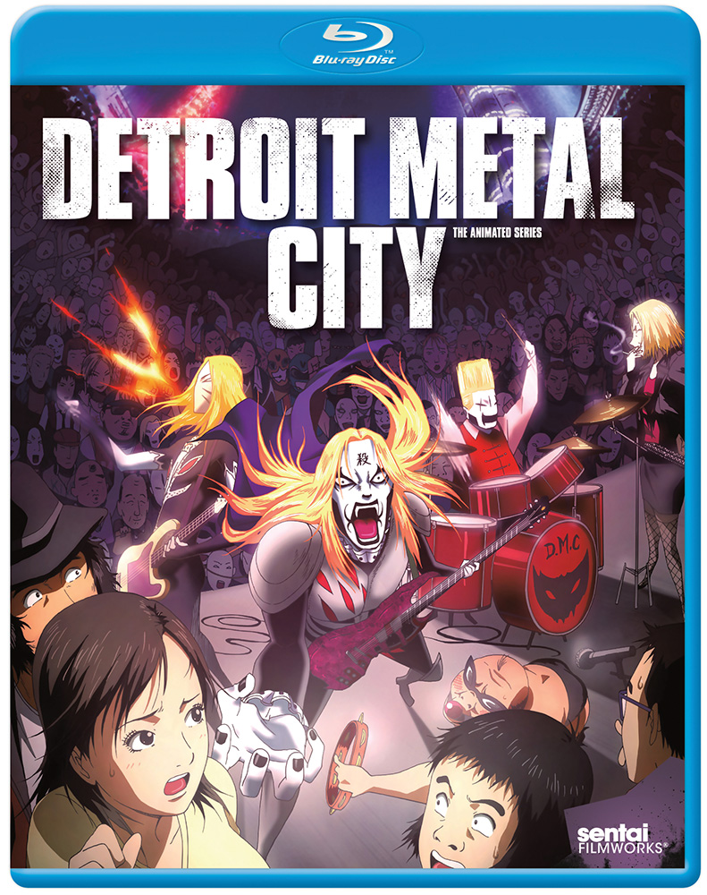 Detroit Metal City Blu-ray 814131017062