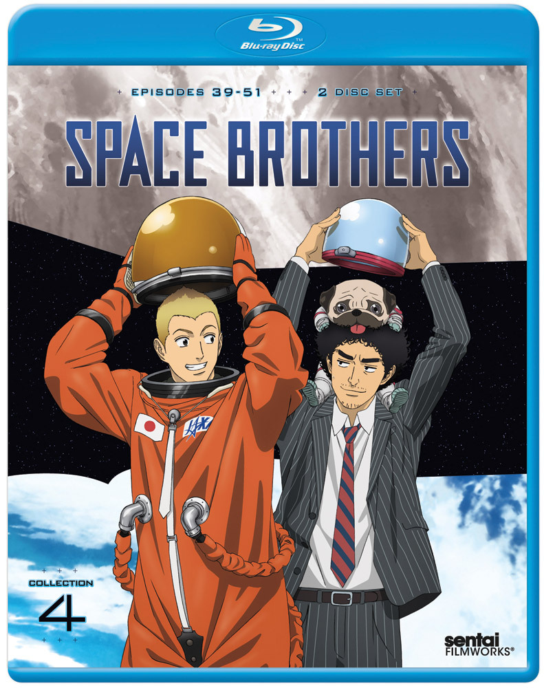 Space Brothers Collection 4 Blu-ray 814131017079