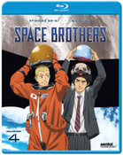 Space Brothers Collection 4 Blu-ray