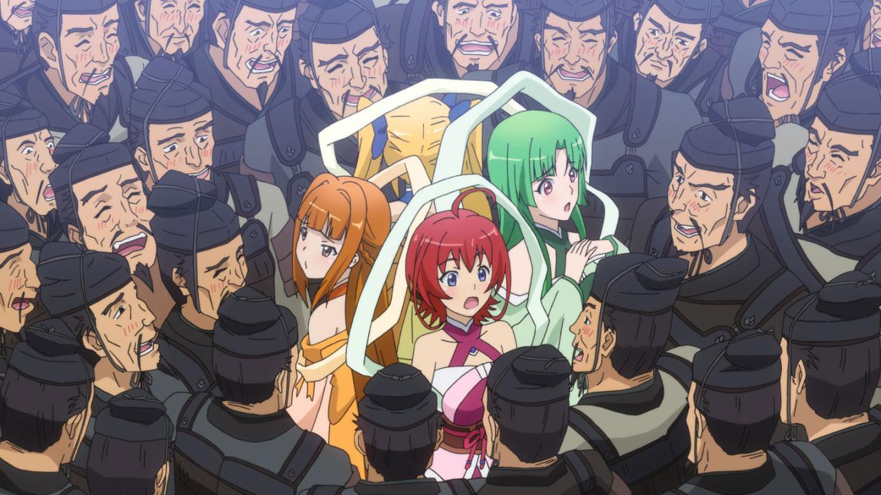 Momokyun Sword Blu-ray