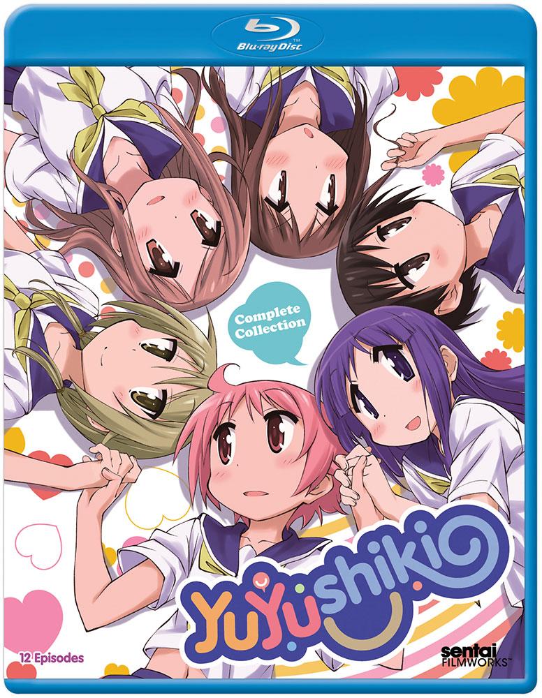 Yuyushiki Blu-ray 814131017253