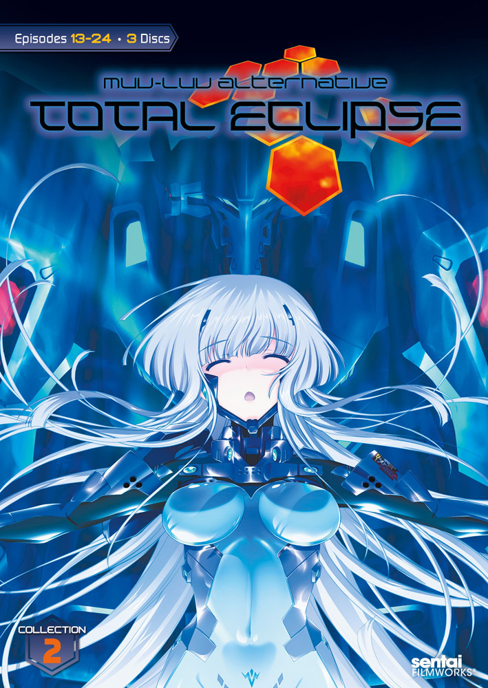 Muv-Luv Alternative Total Eclipse Collection 2 DVD 814131017260