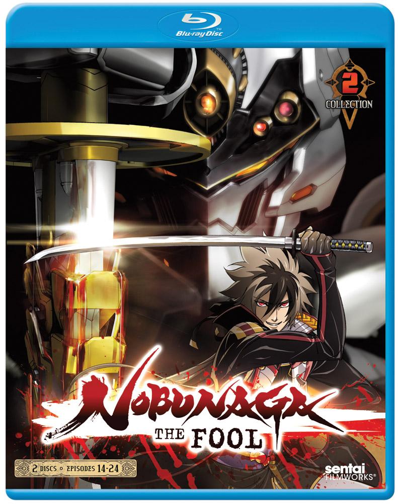 Nobunaga the Fool Collection 2 Blu-ray 814131017277