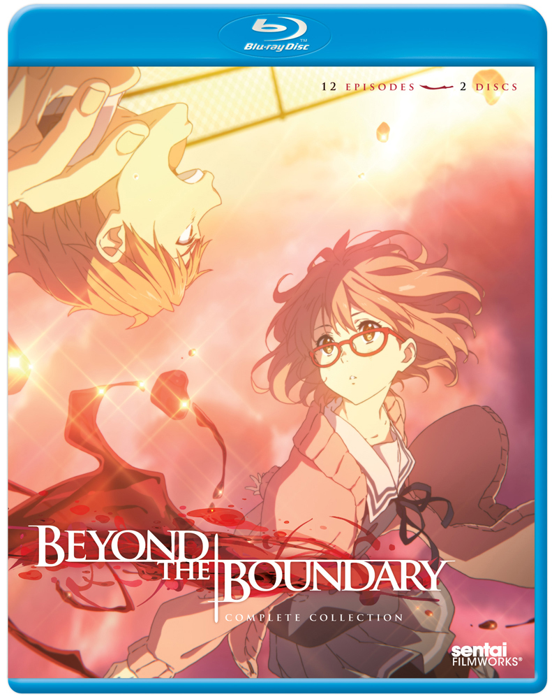 Beyond the Boundary Blu-ray 814131017376