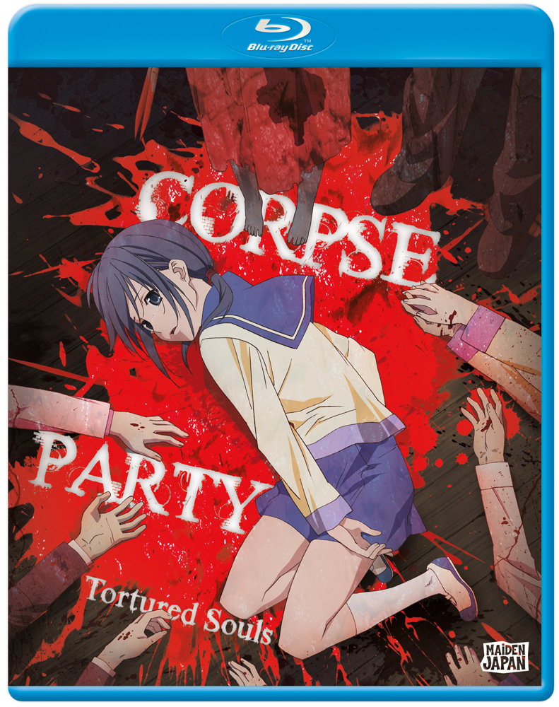 Corpse Party OVA Blu-ray 814131017383