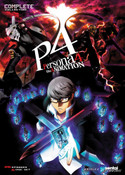Persona 4 Complete Collection DVD
