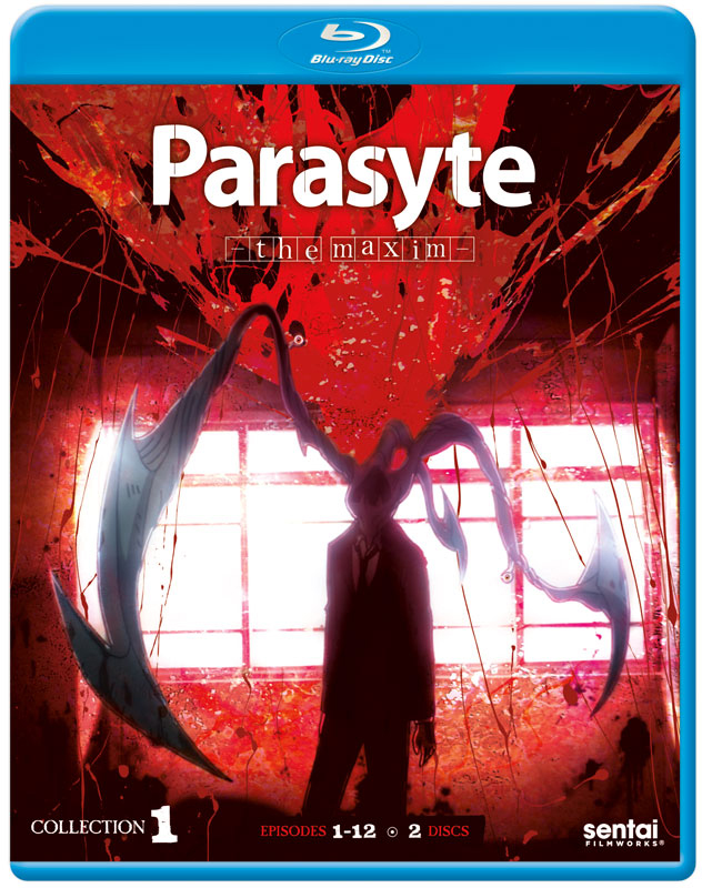 Parasyte the maxim Collection 1 Blu-ray 814131017482