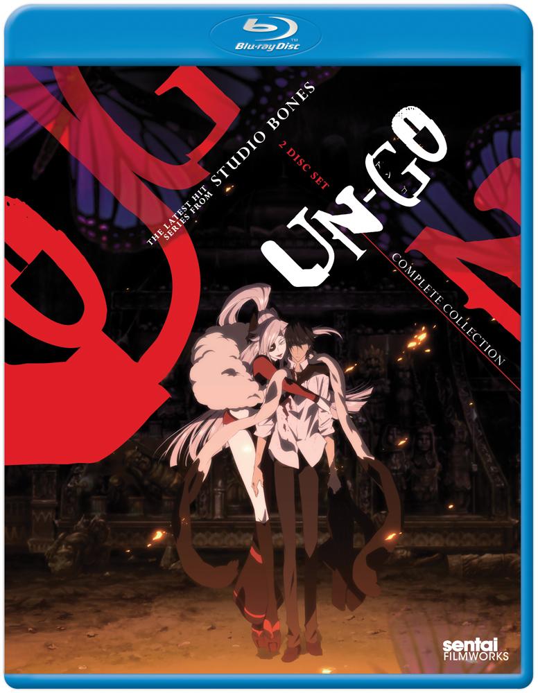 Un-Go Blu-ray