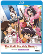 The World God Only Knows OVA Blu-ray