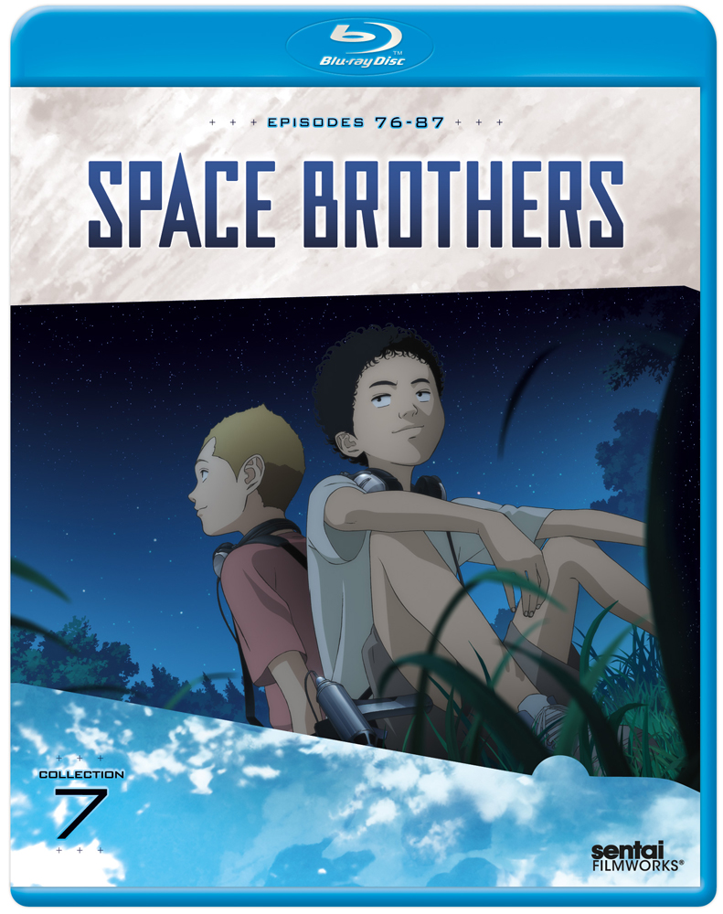 Space Brothers Collection 7 Blu-ray 814131017581
