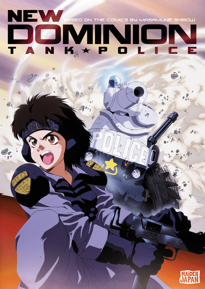 New Dominion Tank Police DVD