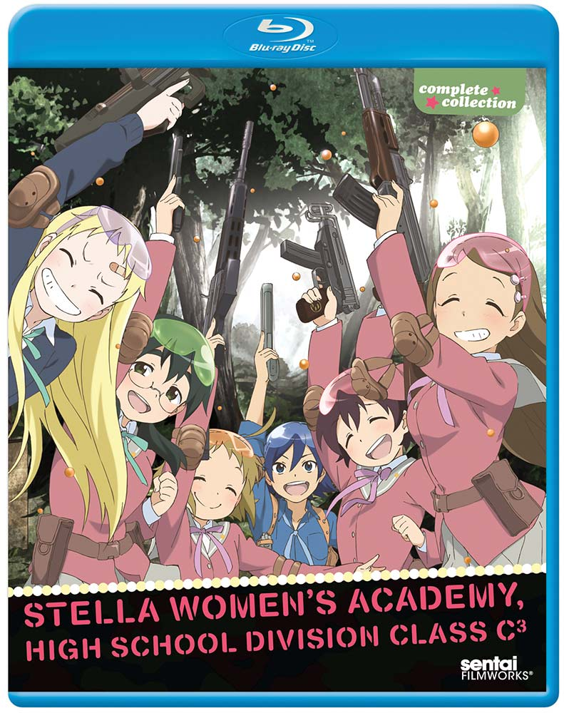 Stella Women's Academy Blu-ray 814131017659