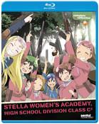 Stella Women's Academy Blu-ray