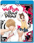 Wolf Girl & Black Prince Blu-ray