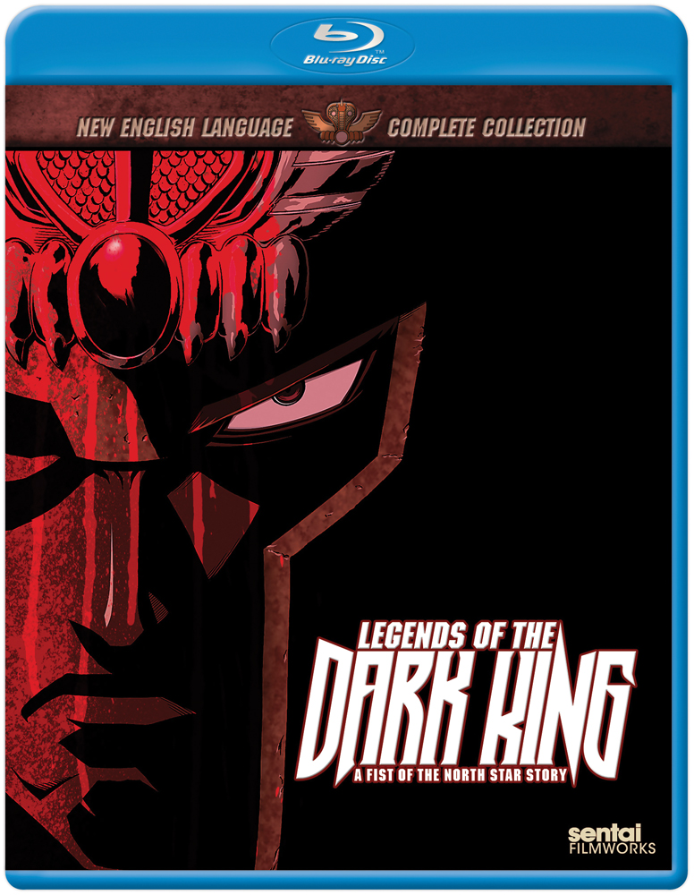 Legends of the Dark King Fist of the North Star Story Blu-ray 814131017703