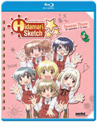 Hidamari Sketch x Hoshimittsu Blu-ray