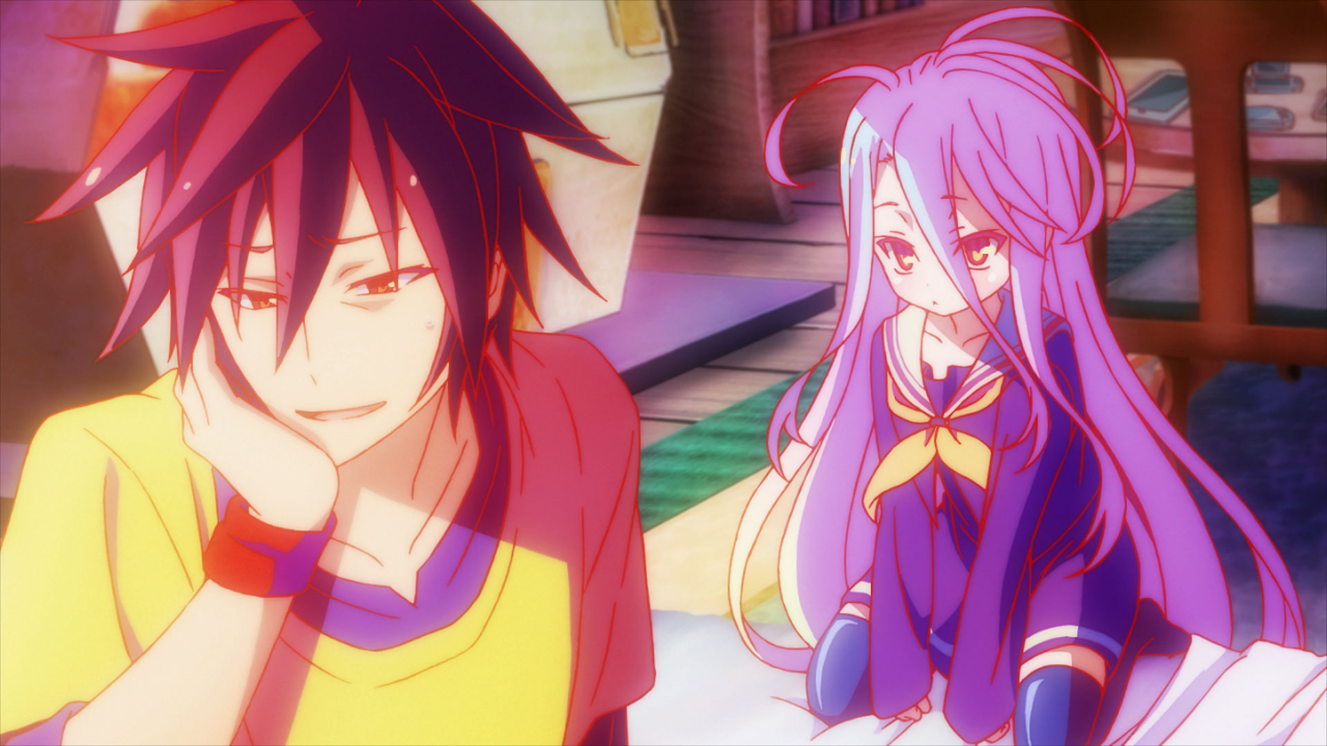 No Game, No Life Collector's Edition Blu-ray/DVD + CDs