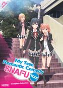 My Teen Romantic Comedy SNAFU TOO! DVD