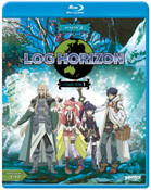 Log Horizon 2 Collection 1 Blu-ray