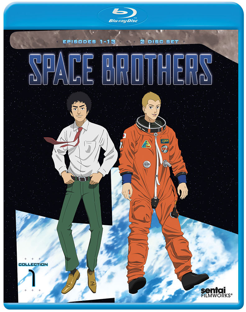 Space Brothers Collection 1 Blu-ray 814131017963