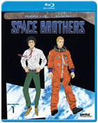 Space Brothers Collection 1 Blu-ray