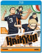 Haikyu Collection 2 Blu-ray