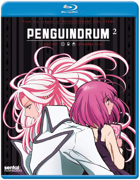 Penguin Drum Collection 2 Blu-ray