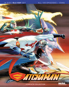 Gatchaman TV + OVA Complete Collection Blu-ray
