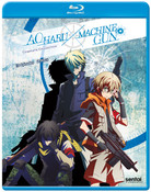 Aoharu x Machinegun Blu-ray