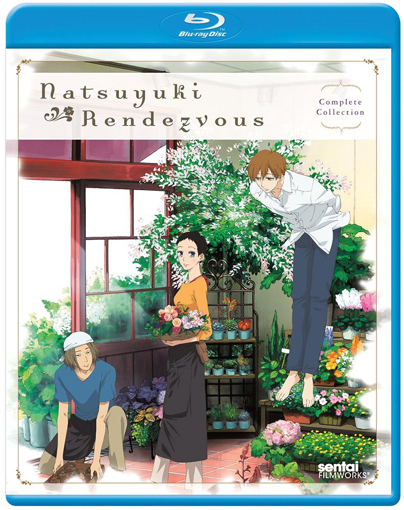 Natsuyuki Rendezvous Blu-ray 814131018151